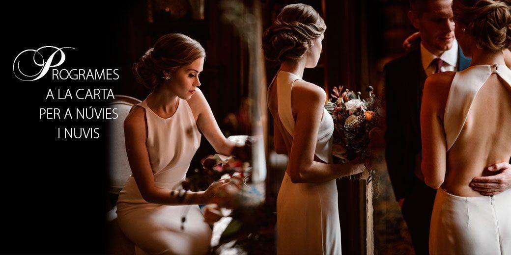 Programes a la carta per a núvies i nuvis by Sílvia Giralt