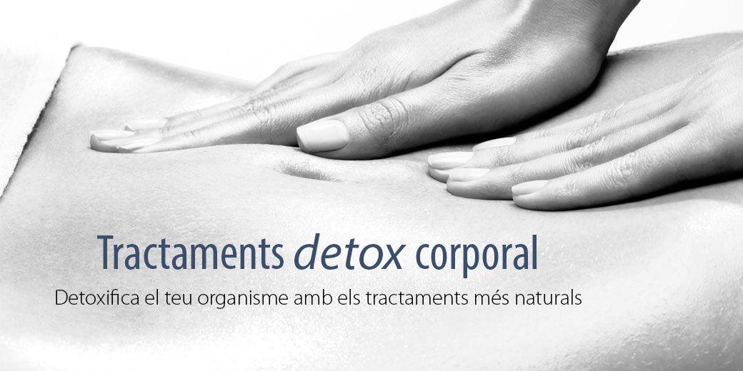 Tractaments detox by Sílvia Giralt