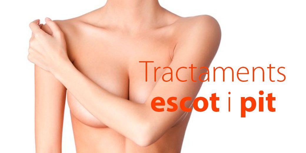 Tractaments escot i pit