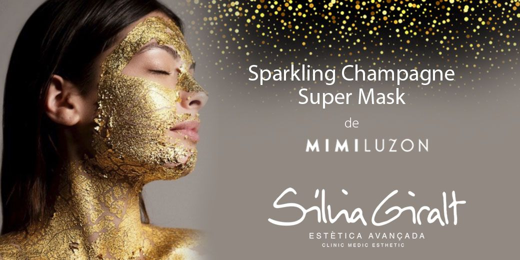 Mimi Luzon Sparkling Champagne a Sílvia Giralt