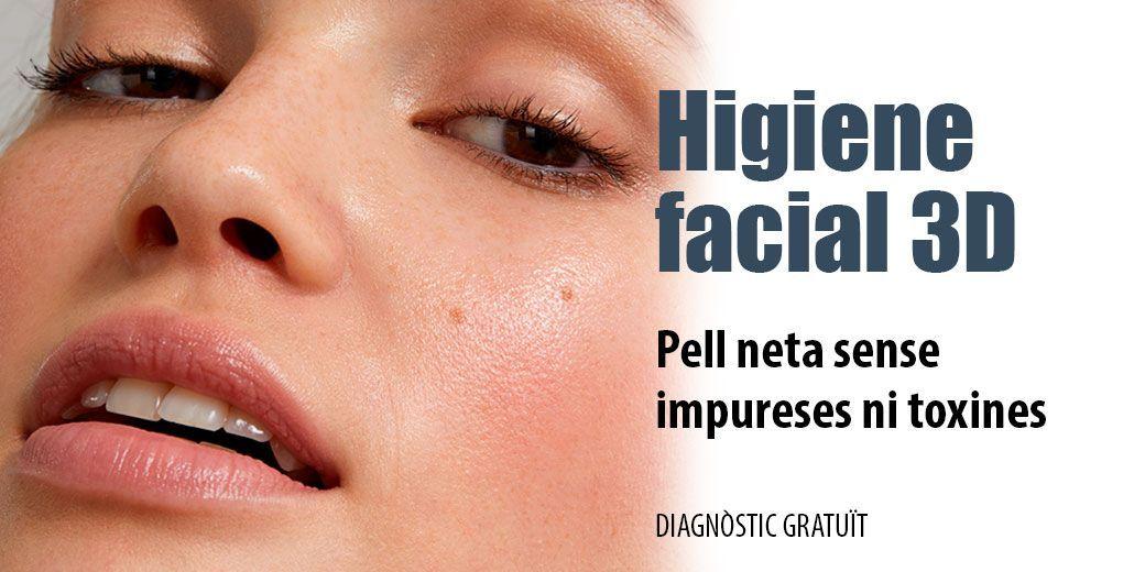 Elimina toxines i impureses de la teva pell