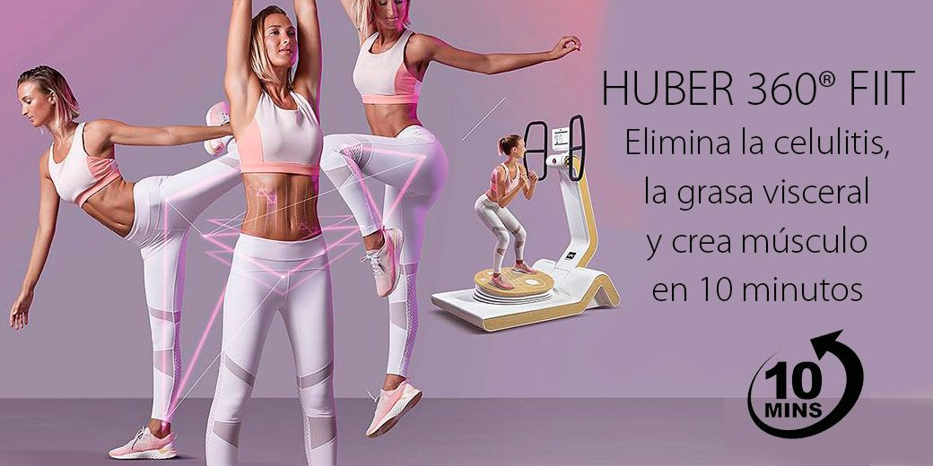 Huber 360 Fiit Lpg Endermologie