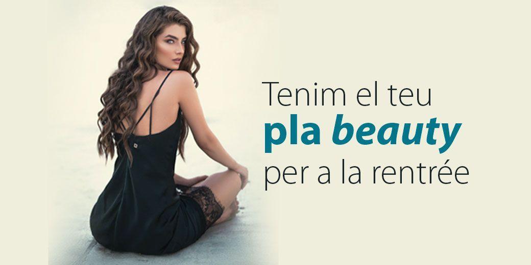 Plans beauty rentrée
